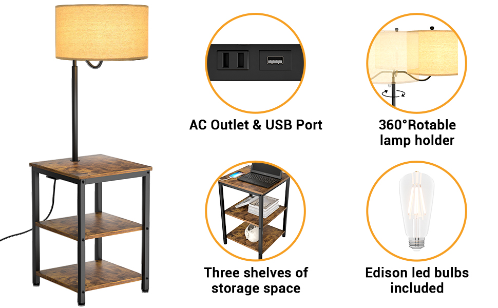 end tables for living room