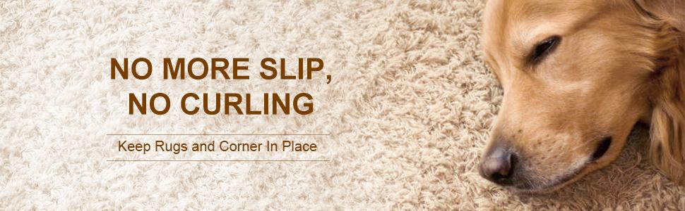 Keep Rugs and Corner In Place