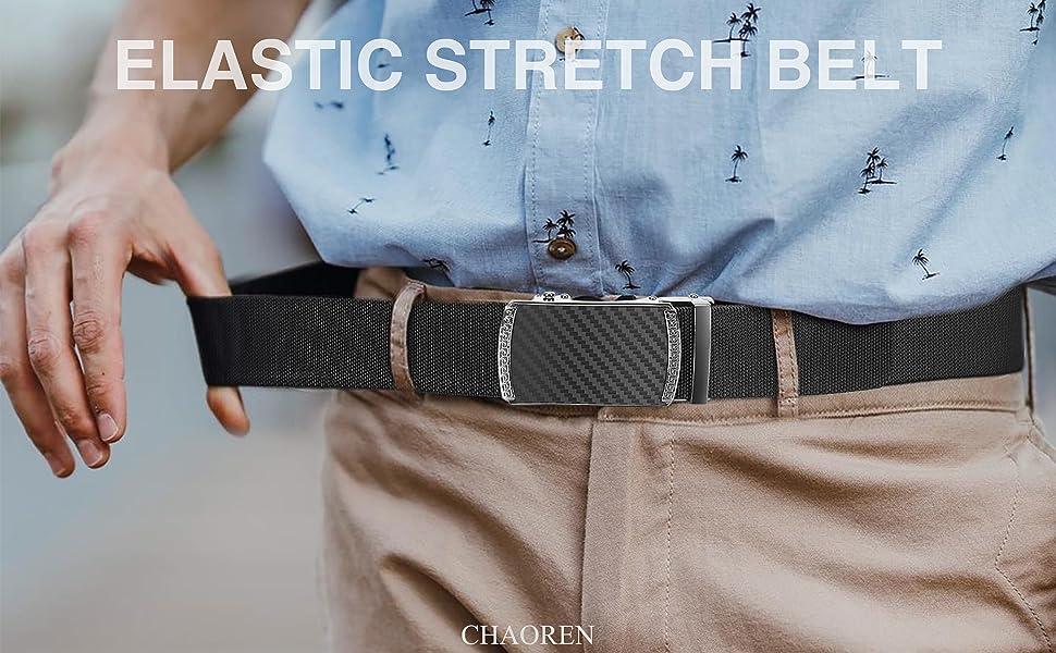 Elastic Stretch Belt