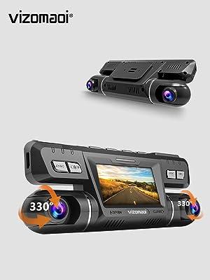 P28 Dual Dash Cam