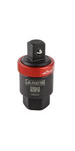 1/2-Inch Drive Ratcheting Breaker Bar Adapter