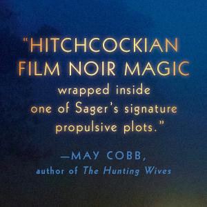 """Hitchcockian film noir magic..."" - May Cobb"