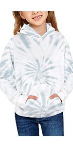 Kids Girl's Tops Hoodies Long Sleeve Cute Pullover Sweatshirts