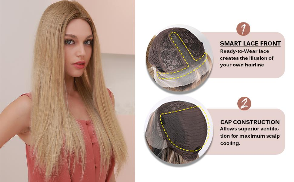 lacefront wig for women