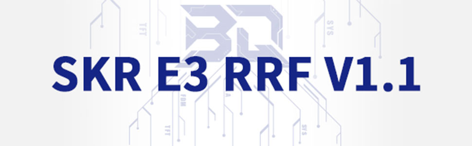 skr e3 rrf v1.1 mainboard