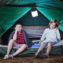 Tent lamp