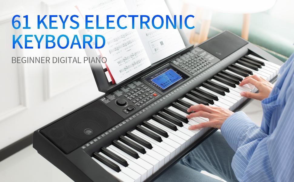 61 keys