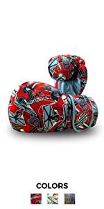 Star Wars Sticker Bomb Boxing Gloves