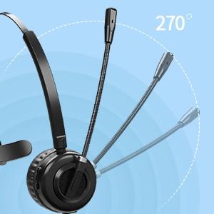 Bluetooth Headset mit Mikrofon