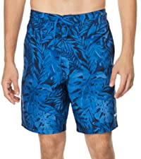 Mid Length Redondo Floral