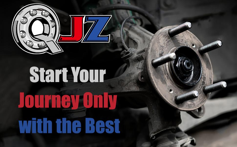 QJZ Wheel Hub And Bearing Assembly