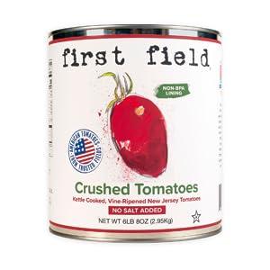 Crush Tomatoes No Salt Added