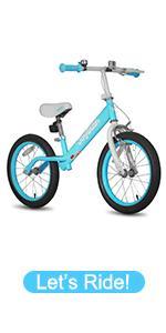 16inch balance bike