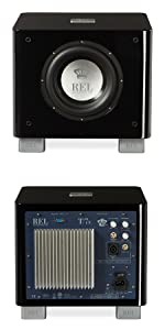 T/7x REL Acoustics Powered Subwoofer for Stereo High Fidelity Sound Systems.