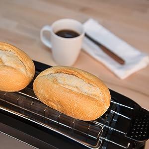grille pain 4 fentes