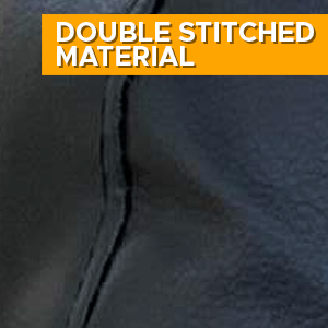 EcoNour Spare Tire Protector with Double Stitched Material