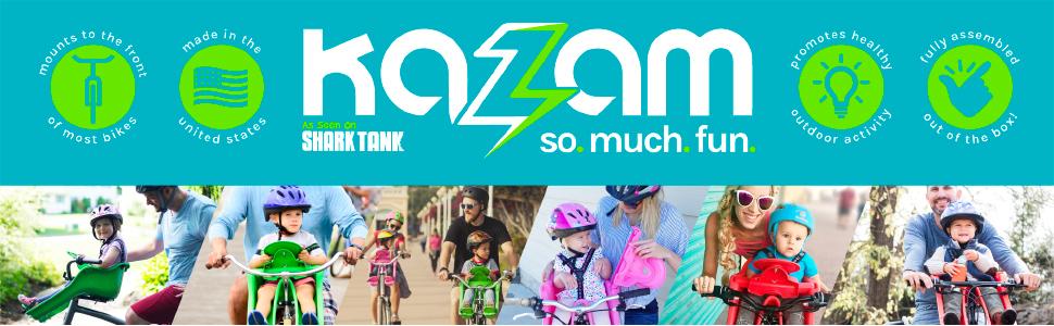 Kazam Bikes - So. Much. Fun!
