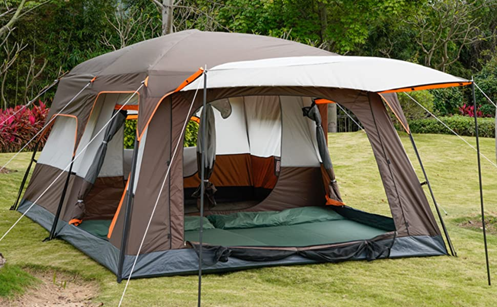KTT Extra Large Tent 12 Person
