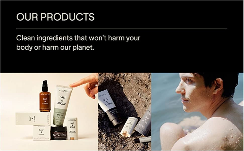 Salt & Stone Products
