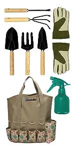 garden tools gardening tool set kit women woman supplies gift