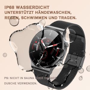 Smartwatch Herren Damen