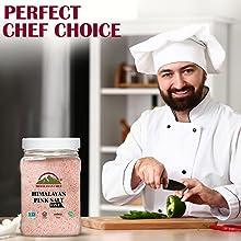 himalayan pink salt jar