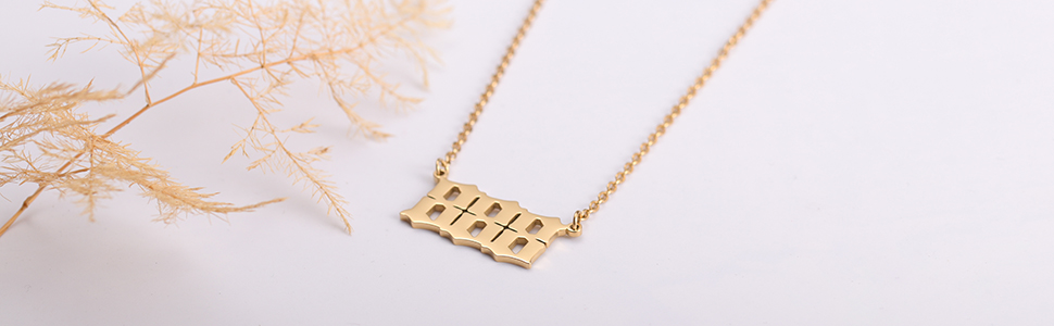 888 Necklace