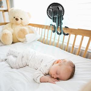 Fence Bed Fan