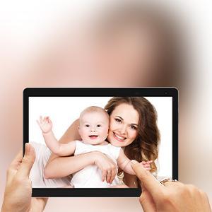 Tablets camera