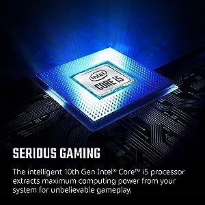 10th Gen Intel i5 CPU