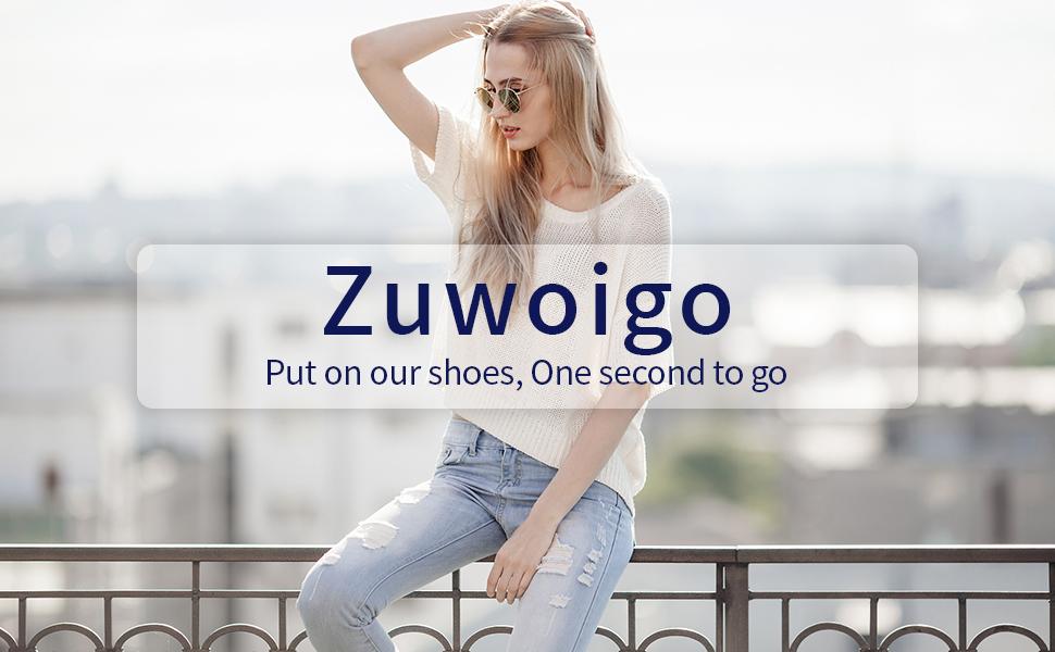 zuwoigo womens casual walking shoes