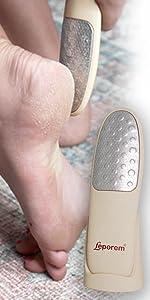 Leporem Original Premium Foot File with Stand