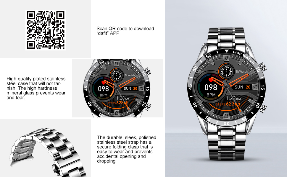smartwatch for man