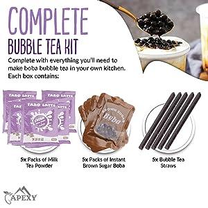 Apex Bubble Tea - Complete Kit