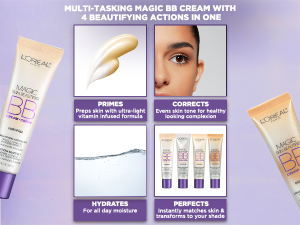 magic bb cream for anti fatigue