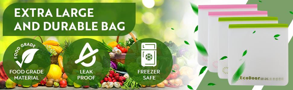 food safe leak proof freezer safe