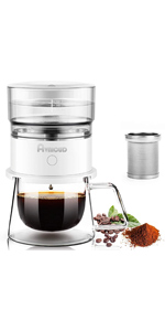 our-Over Glass Coffeemaker