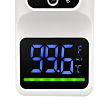Thermometer LCD Screen