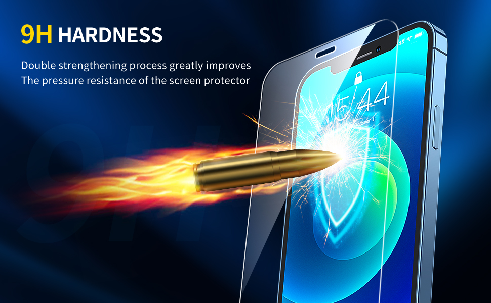 SmartDevil Amazing Full Screen Coverage Tempered Glass for iPhone 11 11 Pro 11 Pro Max 4