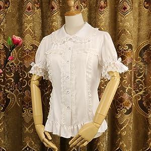 Spring/summer chiffon shirt