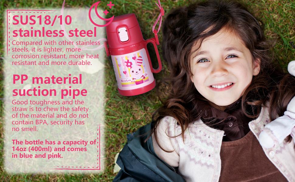 kids Stainless Steel water bottle