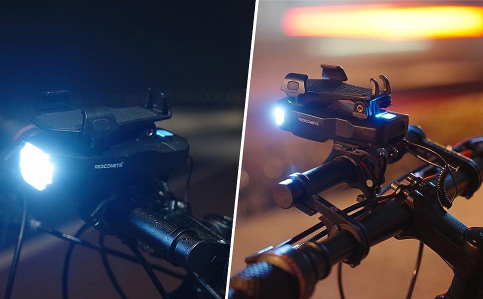 Redcomets bike light