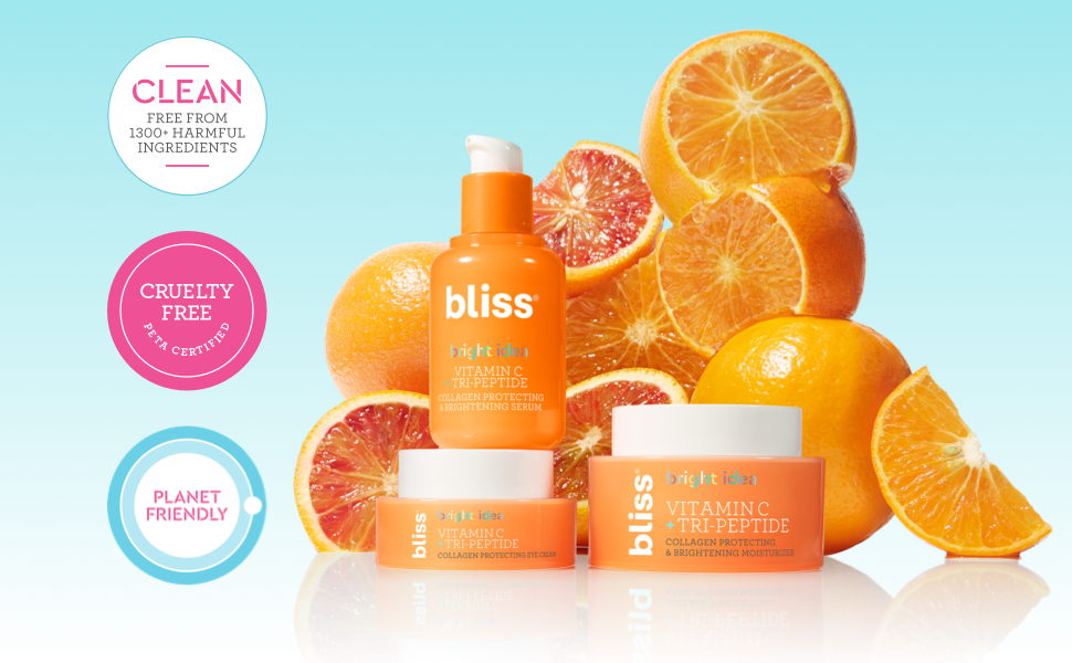 Bliss Vitamin C Collection