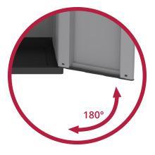 Ouverture 180 terry sotre age armoire