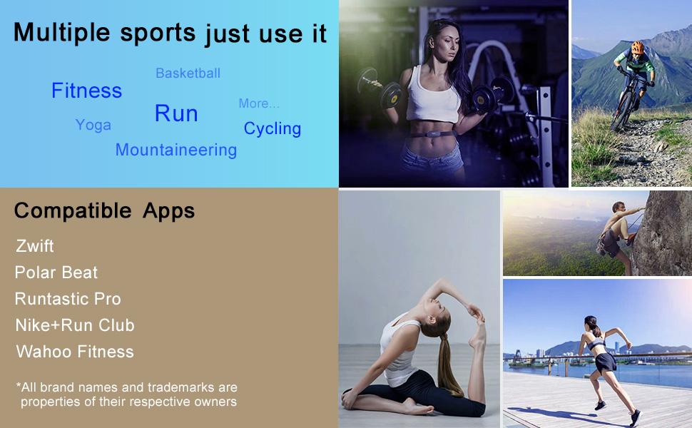 Compatible apps