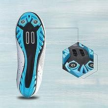 fiberglass and rubber outsole mtb cycling shoes women