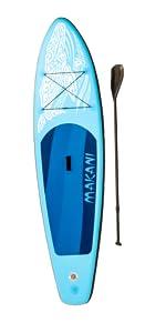 Makani Blue Whale Board
