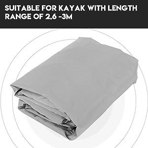 Kayak Storage Cover