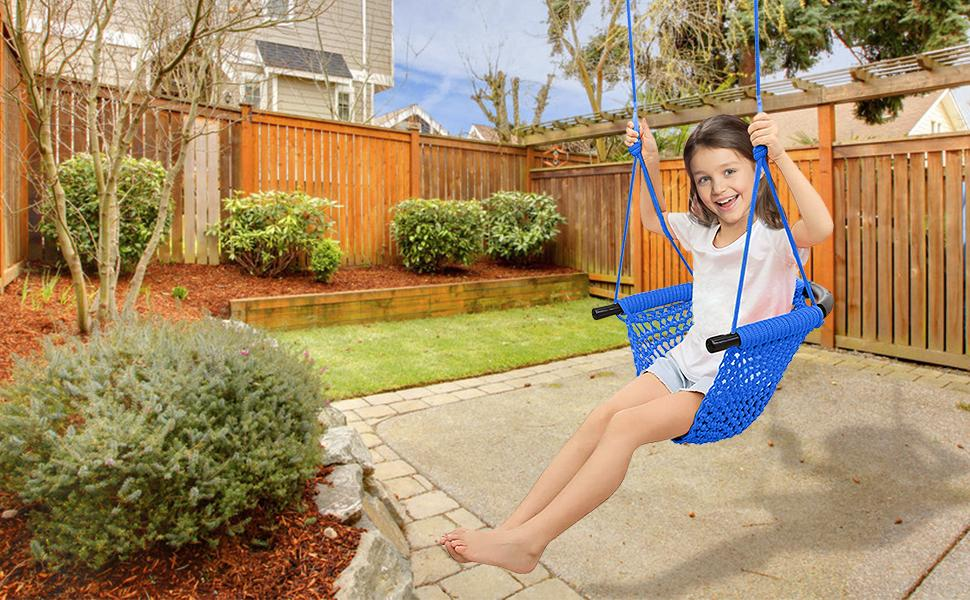 swing blue