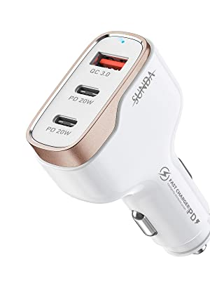3-Ports Fast Charger